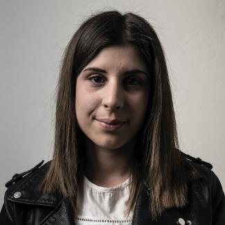 Alessia Perin. Graphic Designer