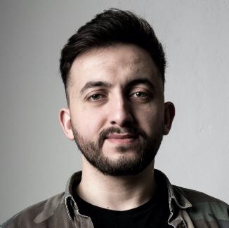 Muamet Nesimoski. Graphic Designer