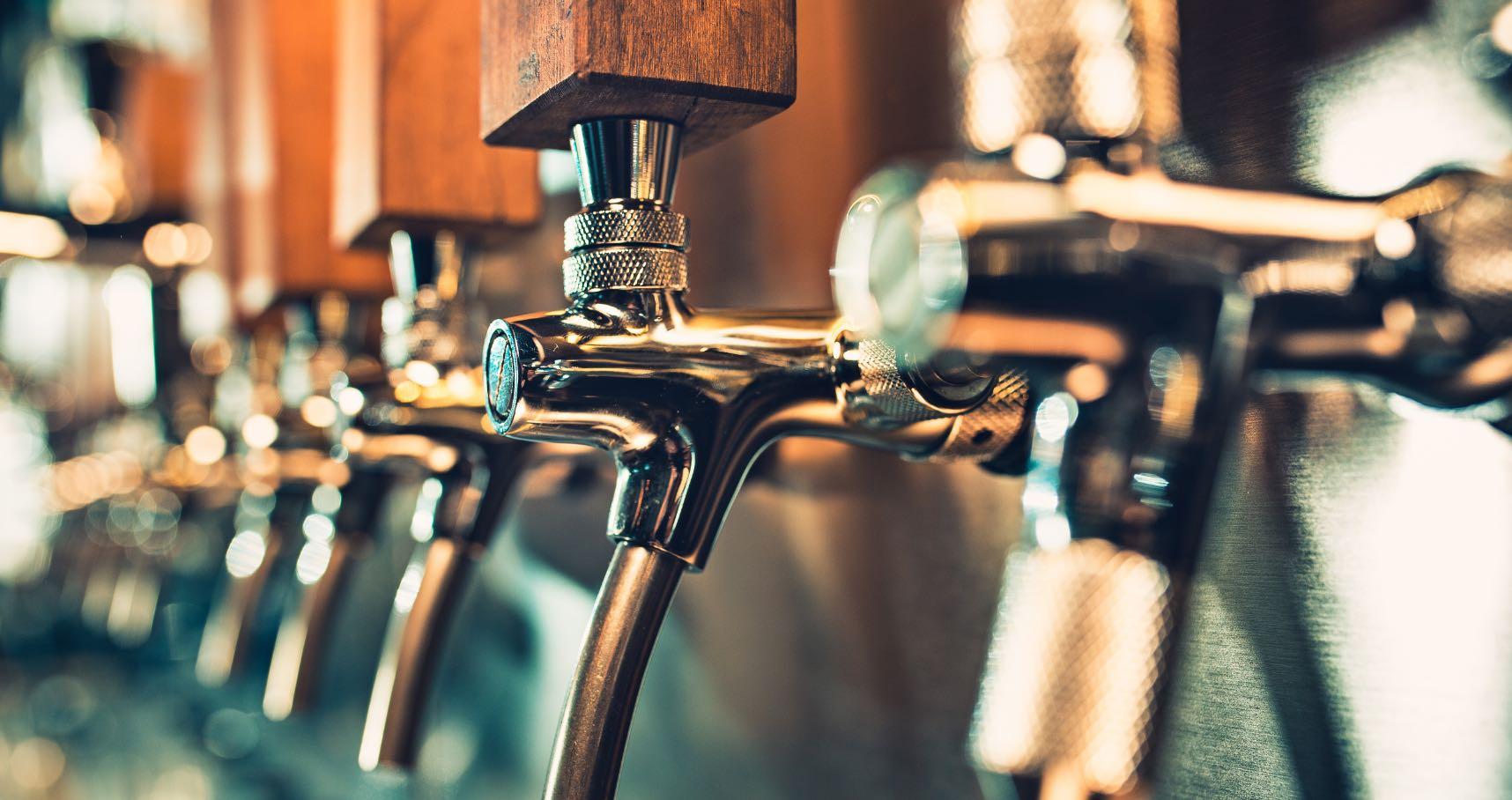spine della birra