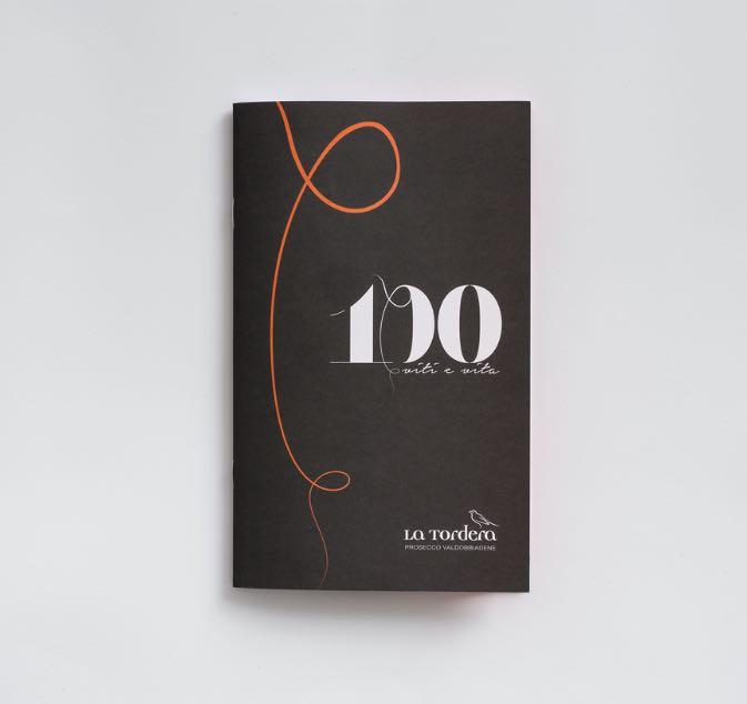 Brochure 100 anni vite e vita